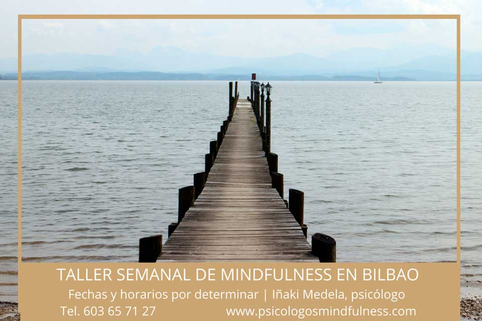 mindfulness Bilbao - talleres