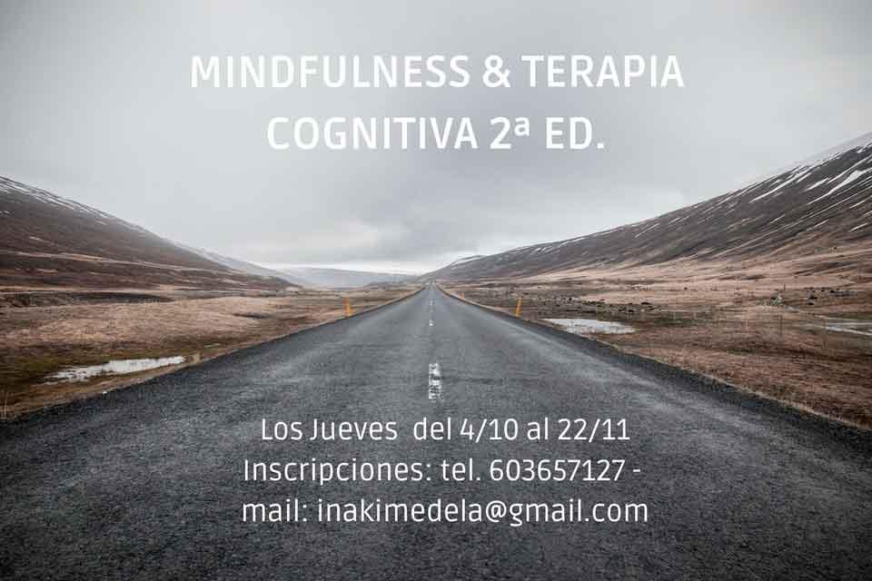 Mindfulness MBCT Bilbao – Los jueves – Octubre 2018 (2ª edición)