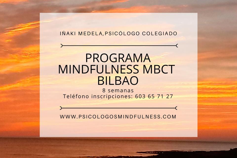 Programa Mindfulness MBCT