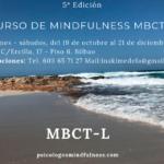 curso mbct 8 semanas Bilbao