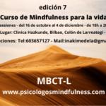 edición 7 MBCT - L