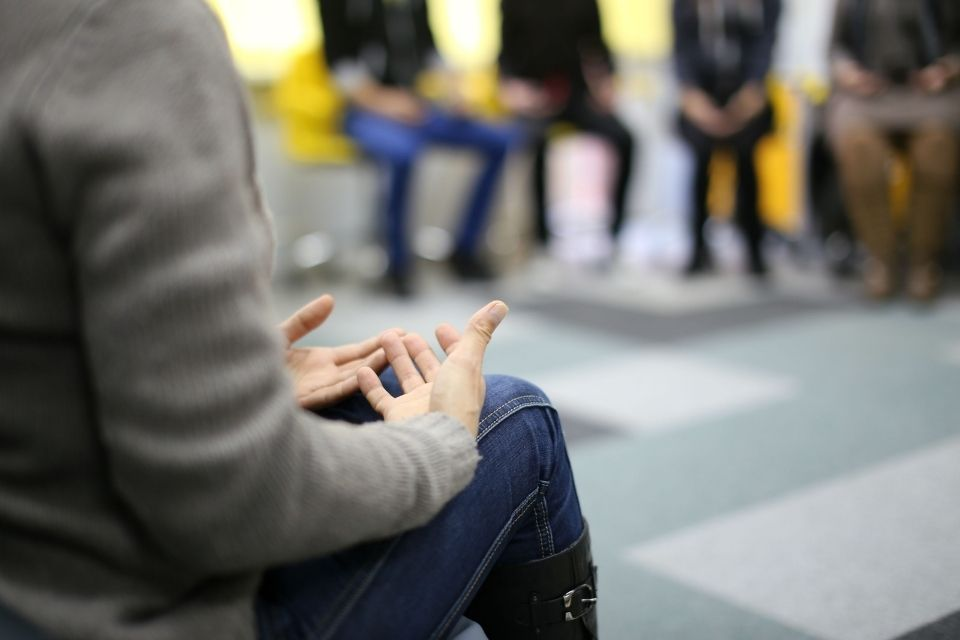 Taller de Grupo Terapia de Desarrollo Personal